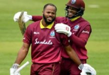 shai hope and john campbell westindies