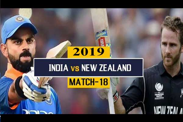 New Zealand in world cup 2019