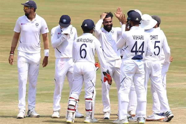 Team India big win over South Africa