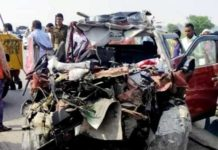 car-accident-agra-expressway