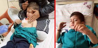 Sakshami suffering from bone marrow