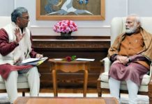 CM Trivendra met PM Modi and informed about the preparations for Haridwar Mahakumbh 2021
